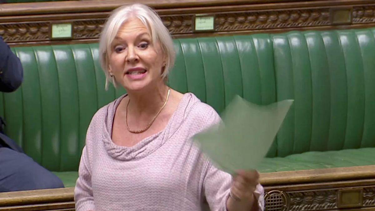 La ministra de Salud de Reino Unido da positivo por coronavirus