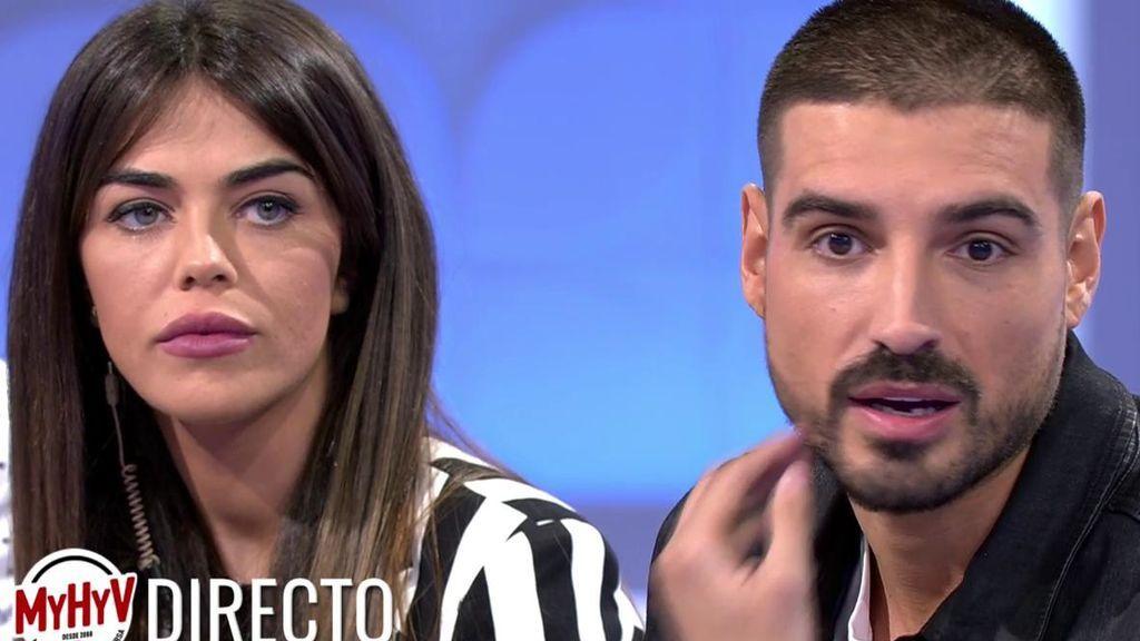 Fabio pide disculpas a Violeta