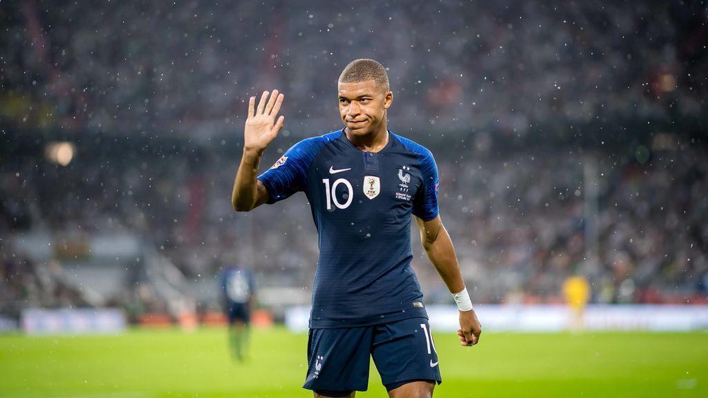 Selección de Francia: jugadores, palmarés y resultados