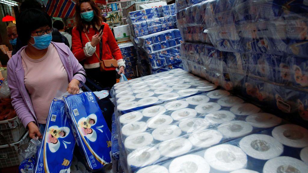 Por qué se agota el papel higiénico: el misterio más absurdo del coronavirus