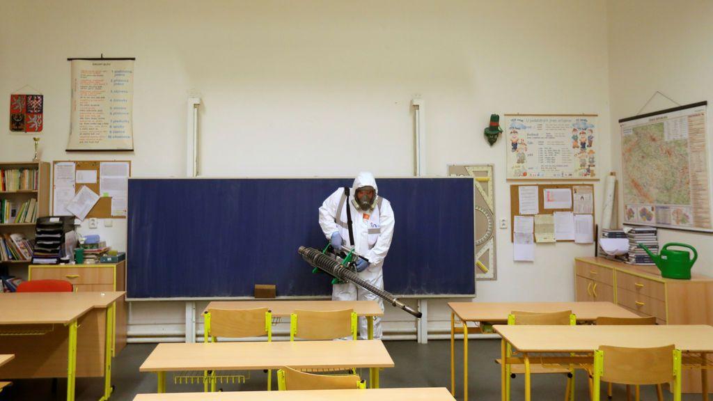 Todo lo que tienes que saber sobre el COVID-19 en las escuelas , según UNICEF, Cruz Roja y la OMS