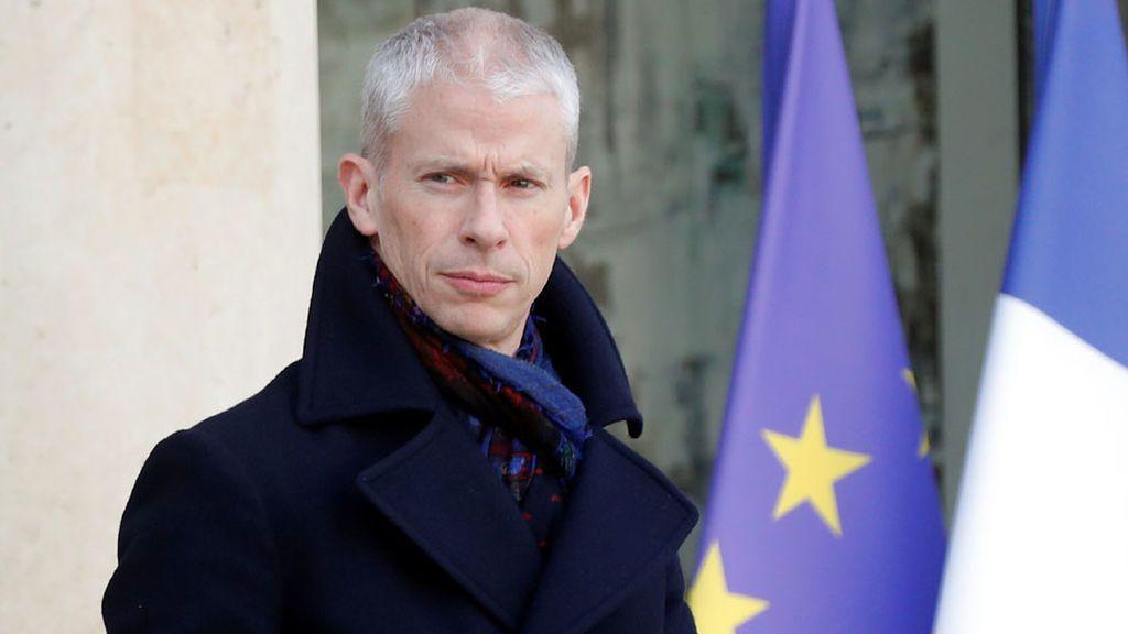 Franck Riester, ministro de Cultura francés