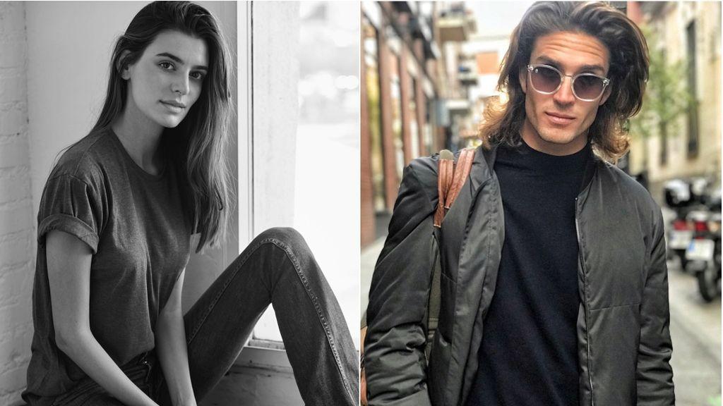 Paula y Marc, los hermanastros 'influencer' de Adara Molinero