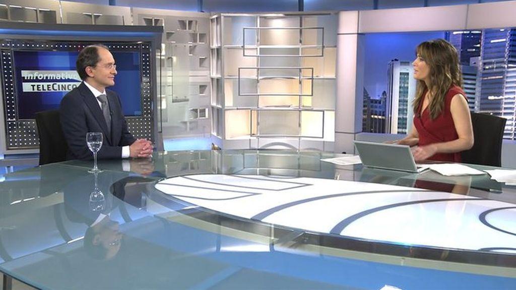 Informativos Telecinco 21 h, referente de la actualidad