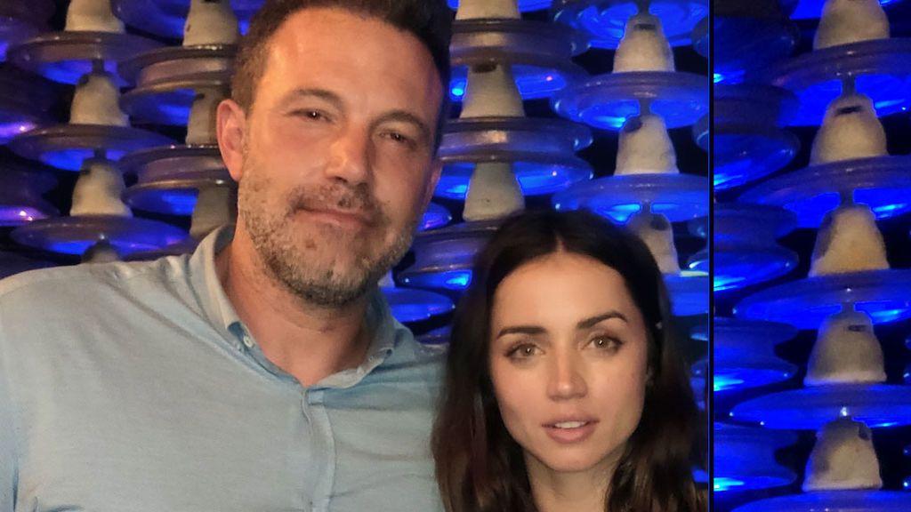 Ben Affleck y Ana de Armas son pareja: las fotos que lo confirman