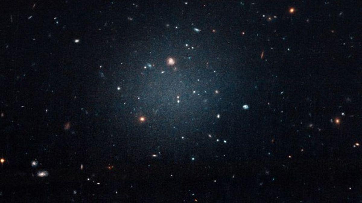 Un físico afirma que vivimos dentro de una enorme burbuja espacial