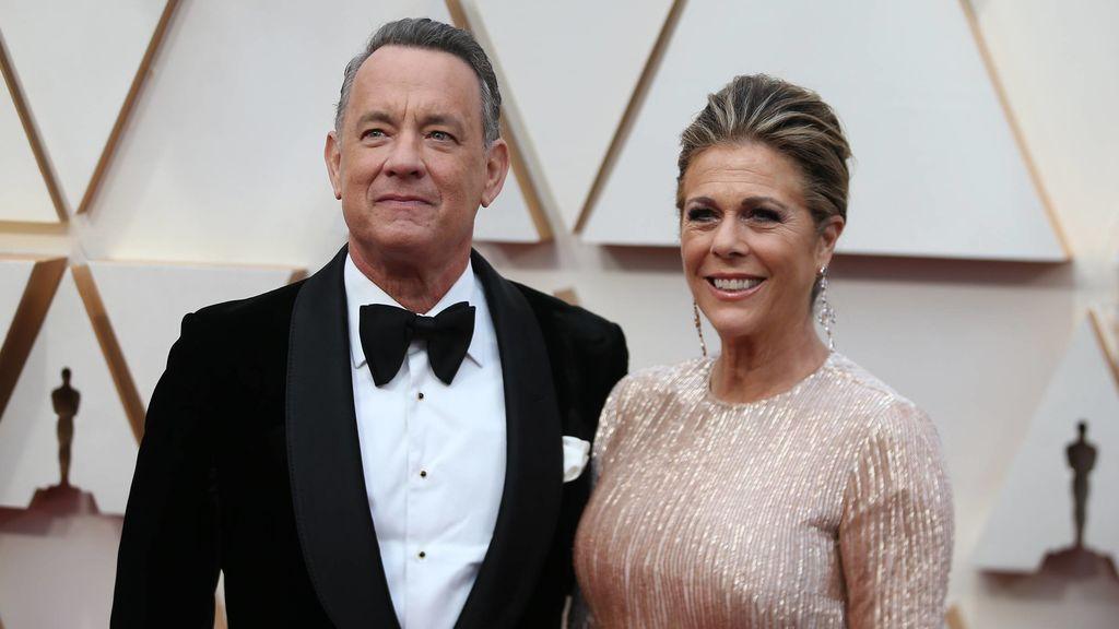 Tom Hanks y su mujer dan positivo en coronavirus