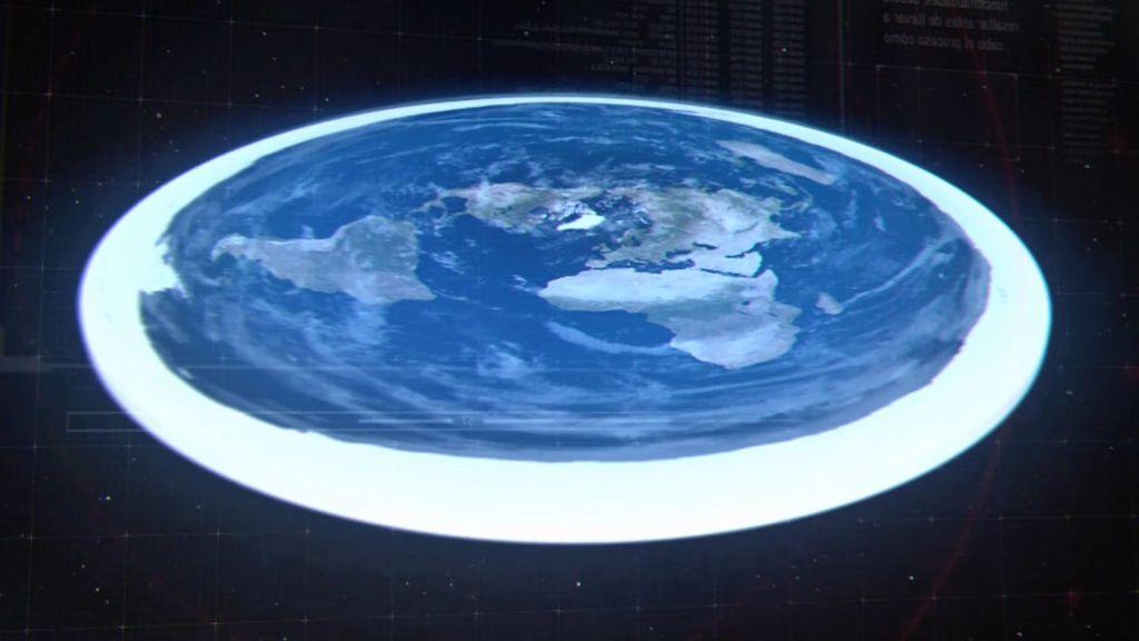 Las cuatro 'pruebas' de los terraplanistas para defender que La Tierra no es redonda
