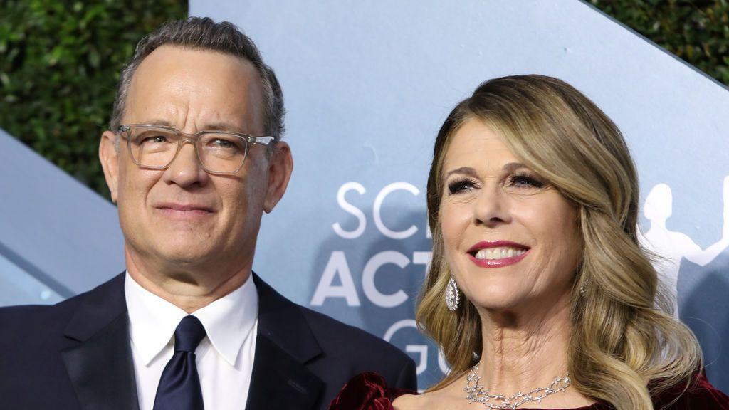 Tom Hanks anuncia que él y su mujer, la actriz Rita Wilson, tienen coronavirus