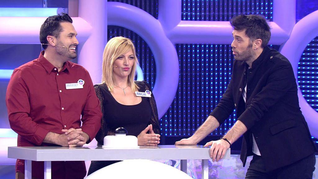 Angie y Mario El concurso del año Temporada 1 Programa 382