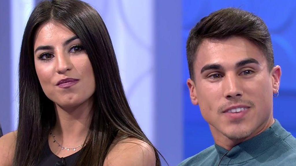 Cristina y Cristian confirman que están juntos