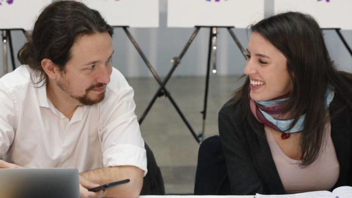 Irene Montero con coronavirus y Pablo Iglesias en cuarentena: protocolo a seguir con tres bebés en casa