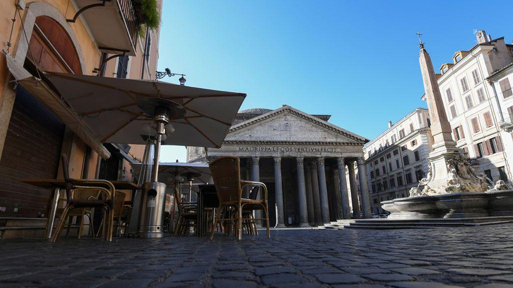 Roma desierta