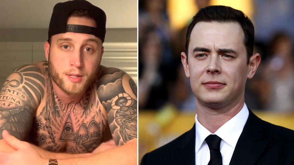 Chet y Colin Hanks, hijos de Tom Hanks