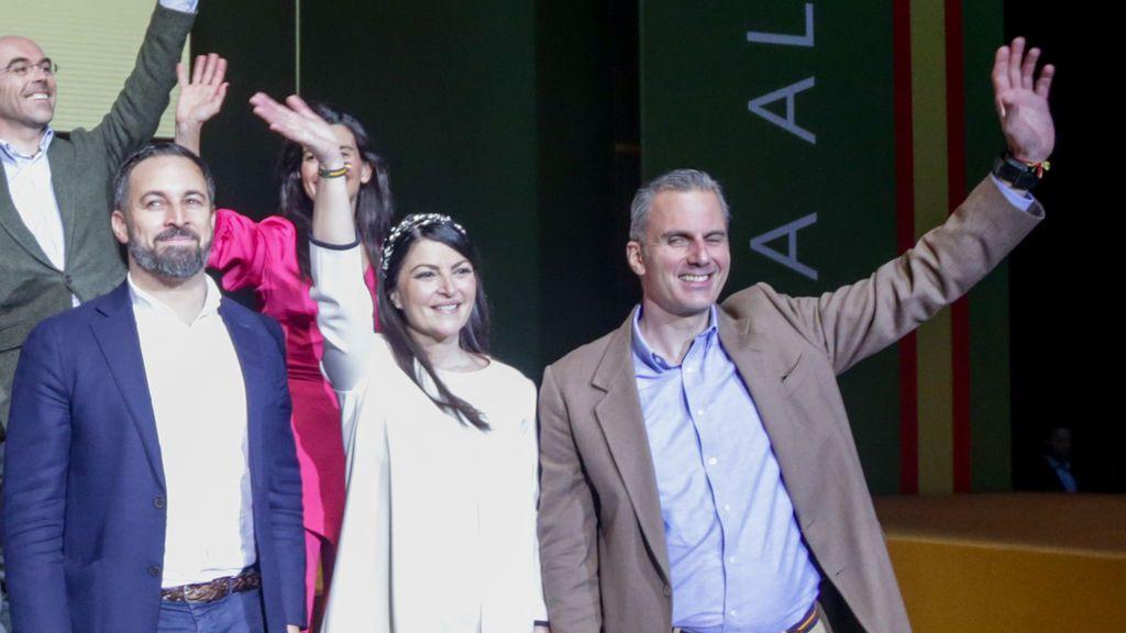 Santiago Abascal también da positivo por coronavirus
