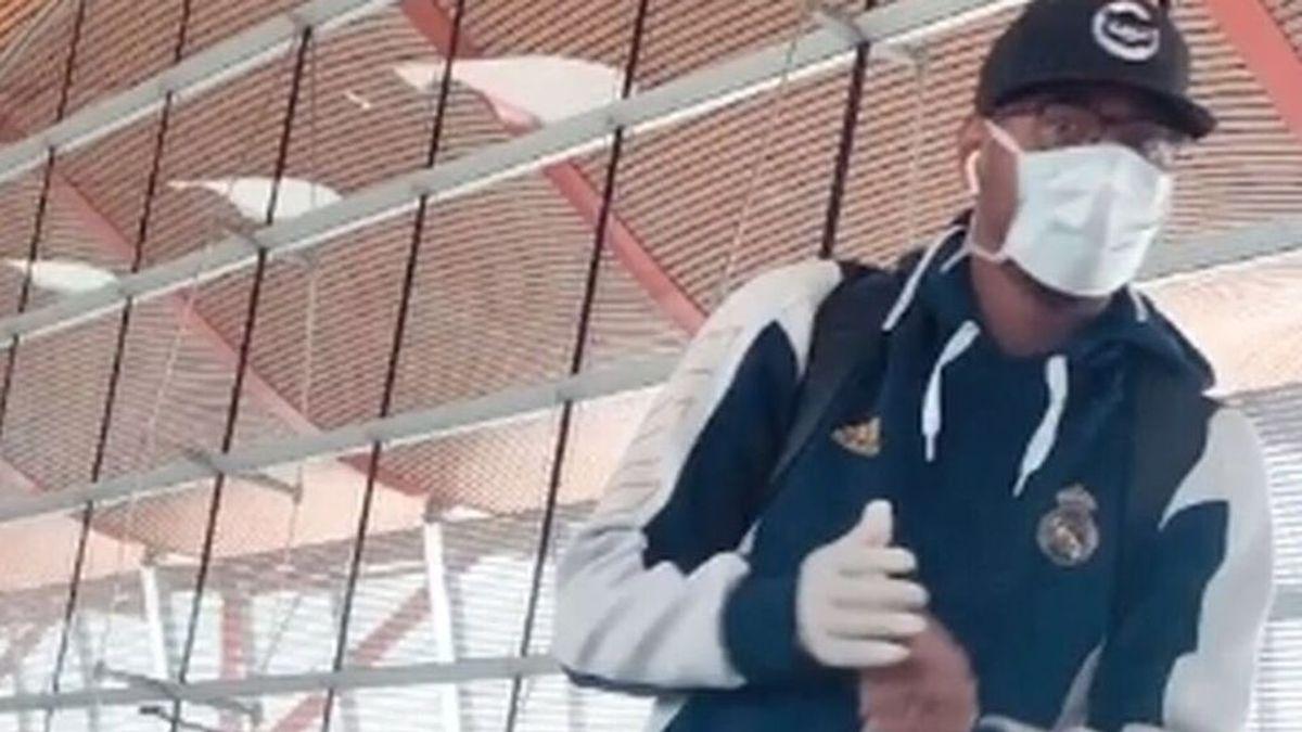 Trey Thompkins, pivot americano, es el positivo por coronavirus del Real Madrid