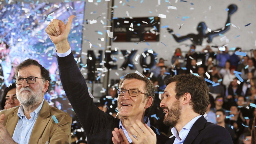Feijóo suspende los actos de precampaña electoral en Galicia