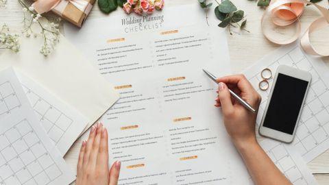 Qué es una wedding planner? - Divinity