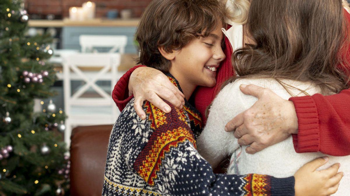 """Carmen, enfermera jubilada: """"Amo a mis tres nietos y siempre les cuido, pero ahora mejor no"""""""