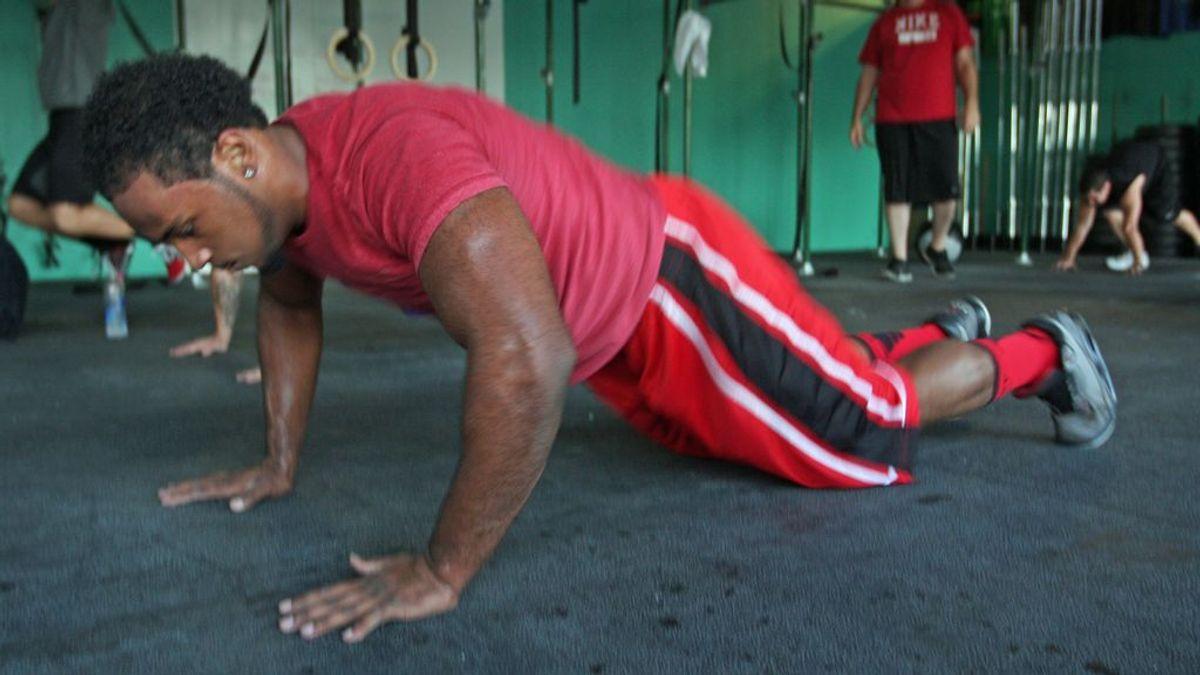 Ejercicios para entrenar sin salir de casa