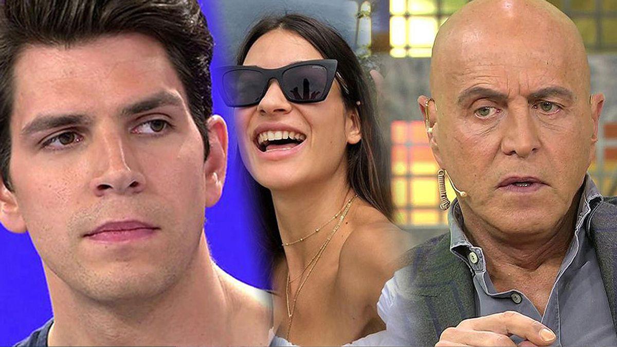 Los reproches de Estela Grande a Kiko y Diego Matamoros: los ataques, sarcasmos y risas en 'Sábado Deluxe'