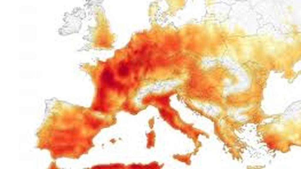 El estrés por calor y humedad podría afectar a 1.200 millones de personas en 2100