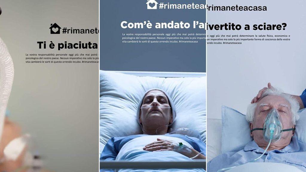 que tal las cañaas, campaña italia