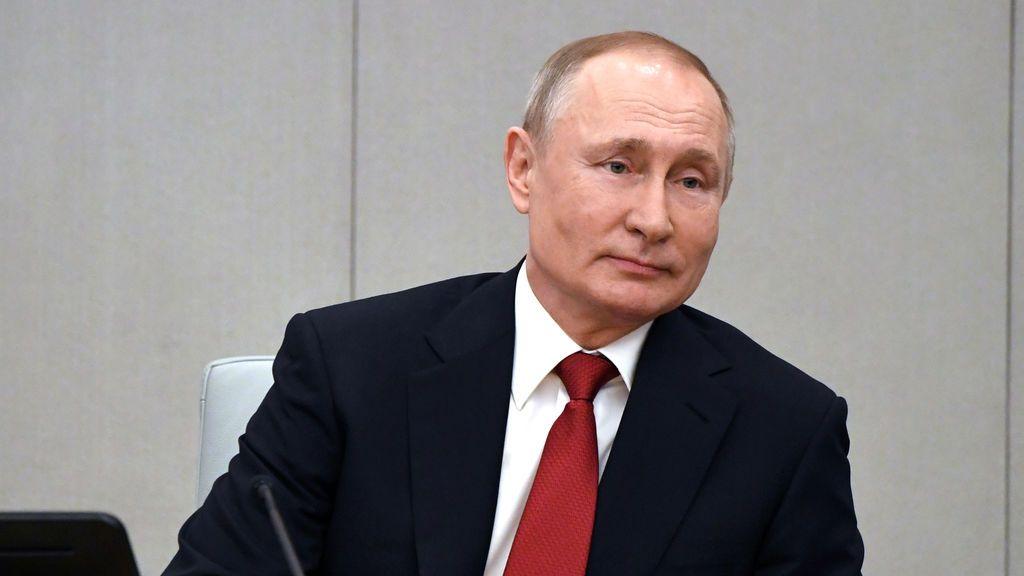 Rusia abre la puerta a que Putin ostente el poder hasta 2036
