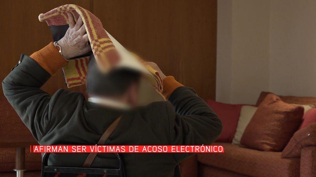 Víctimas de acoso electrónico