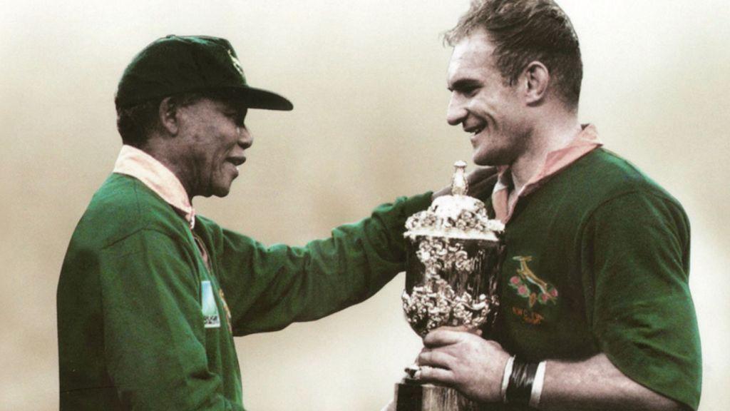 El factor humano, libro escrito por John Carlin sobre la selección Sudafrinaca de rugby