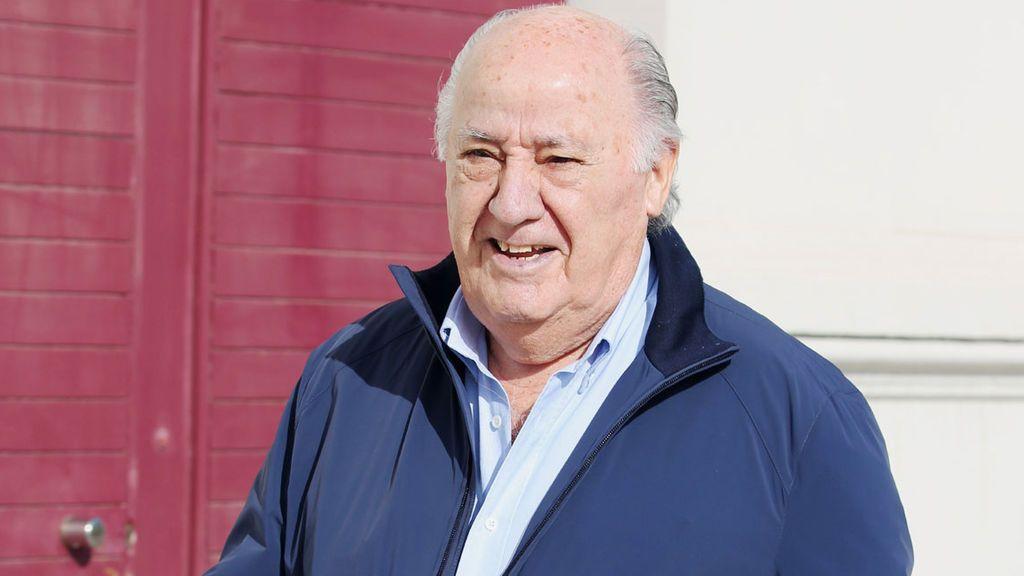 Kike Sarasola cede hoteles para el coronavirus, Armani dona 1.25 millones... y España mira a Amancio Ortega