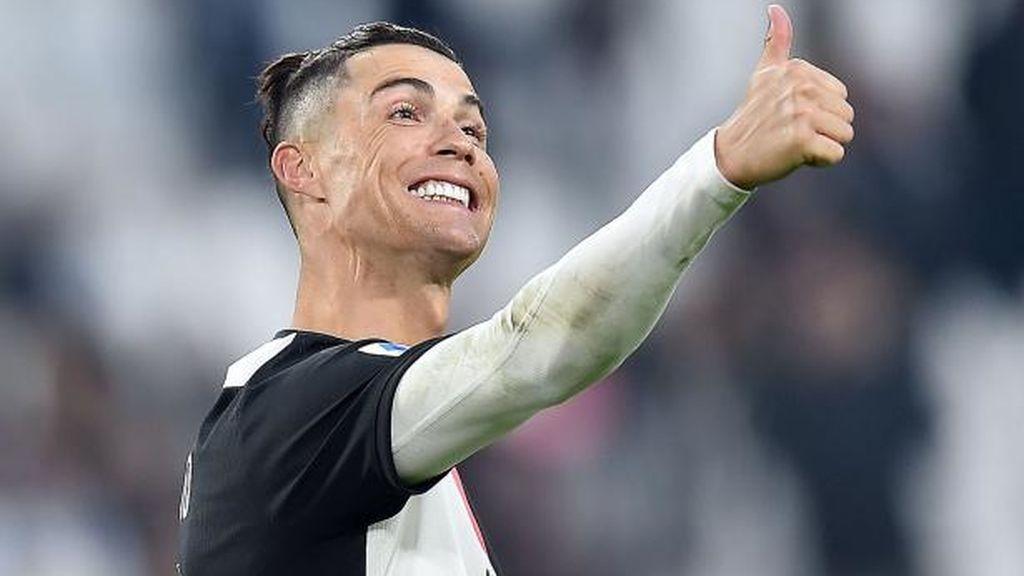 """Cristiano, encerrado en su cuarentena en Portugal: """"No hablo como futbolista; Hablo como hijo y padre"""""""
