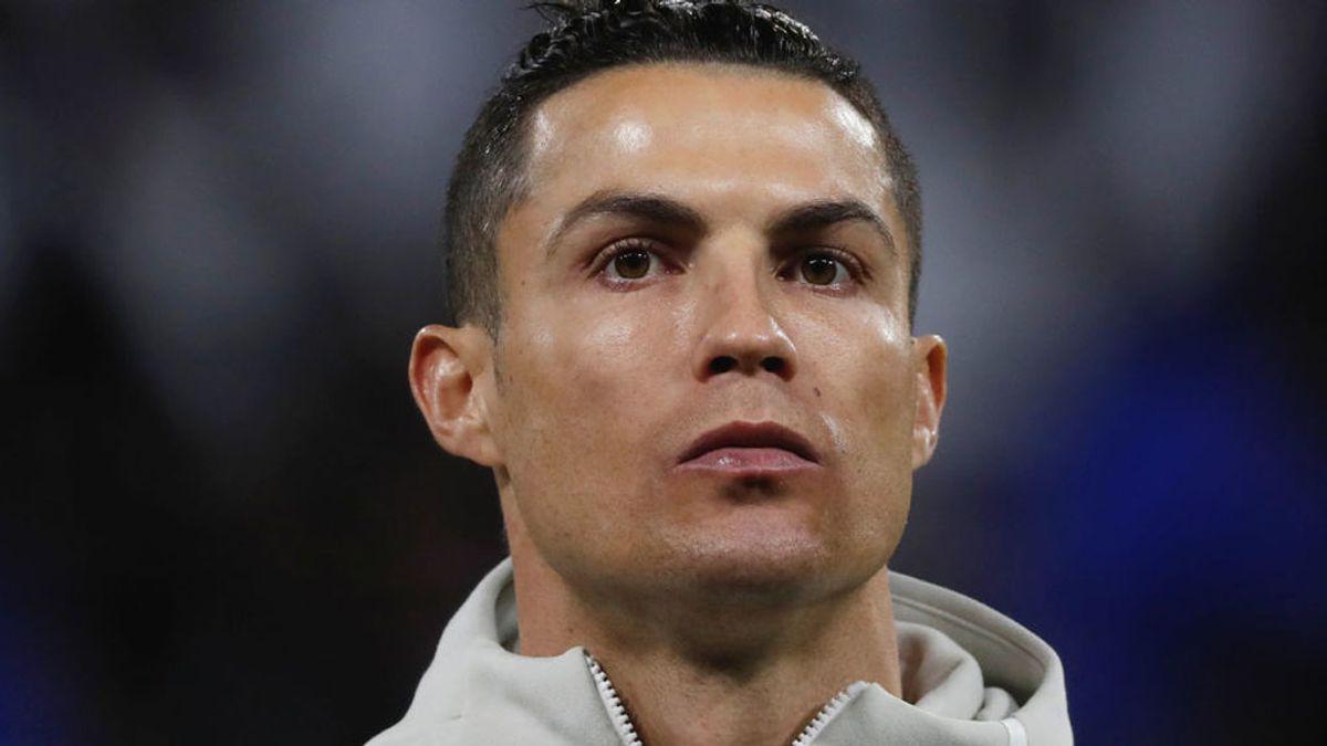 """Cristiano Ronaldo: """"Hoy no os hablo como jugador, sino como padre y ser humano preocupado"""""""