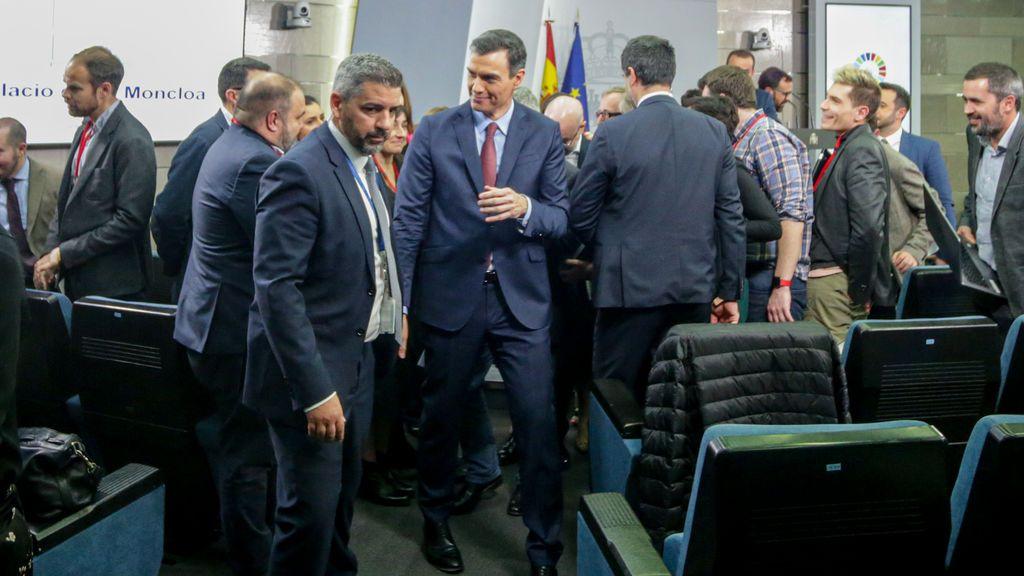 El coronavirus provoca una inédita unanimidad en la Conferencia de Presidentes