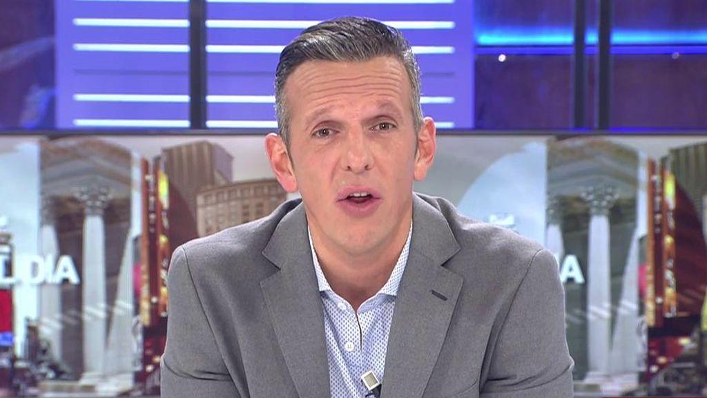 """Joaquin Prat, sobre el éxodo madrileño: """"Muchos irresponsables han decidido irse"""""""