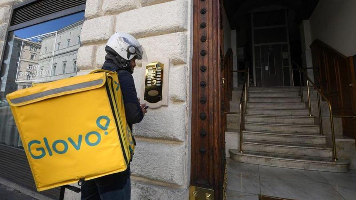 El coronavirus afecta a las economías con menos recursos: los 'riders' ven caer sus pedidos