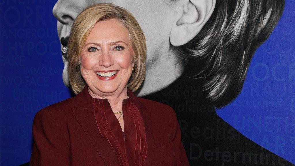 Hillary Clinton sufrió endometriosis.