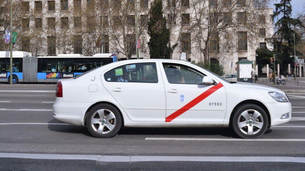 """Los taxistas de Madrid ante el coronavirus: """"Pedimos que se tomen medidas urgentes"""""""
