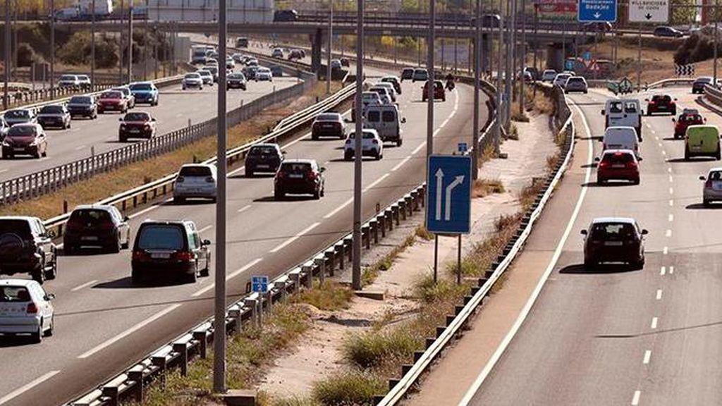 Las carreteras, en España