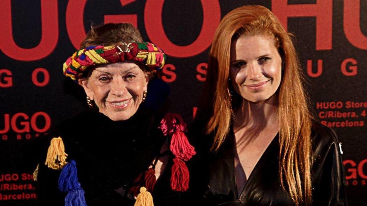 Muere Beatrice Von Handerberg, la madre de Olivia de Borbón, a los 72 años