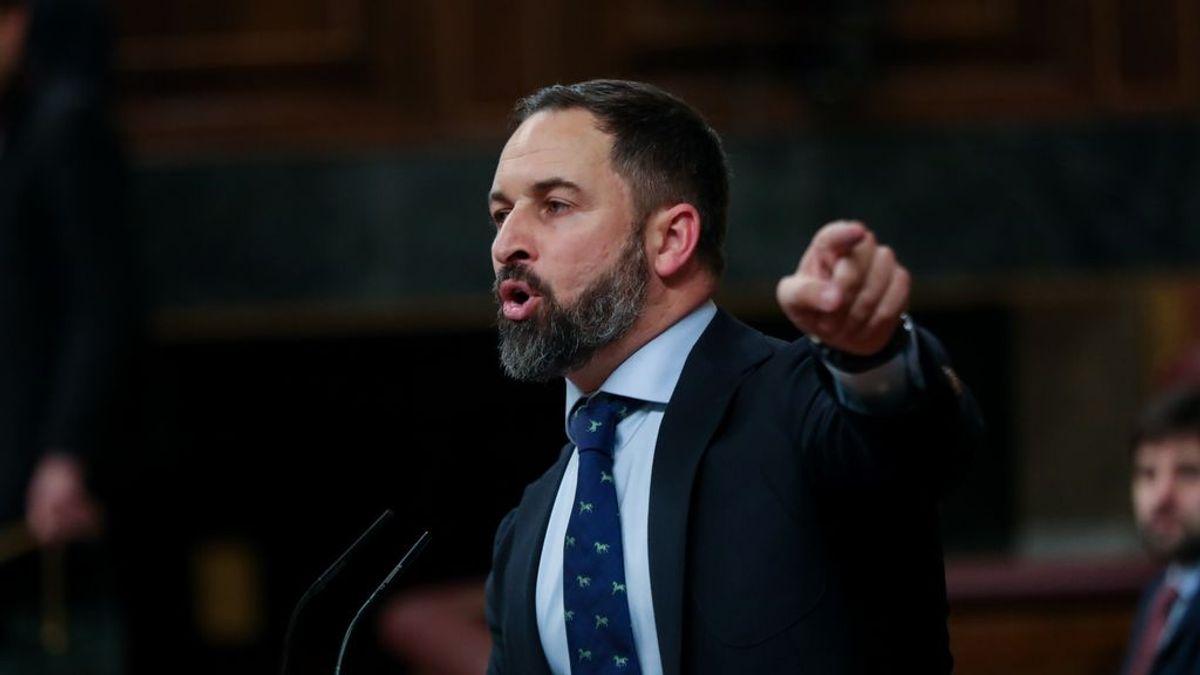 """Abascal arremete contra Iglesias por ir al Consejo de Ministros: """"Yo estoy en una habitación de 9 m2"""""""