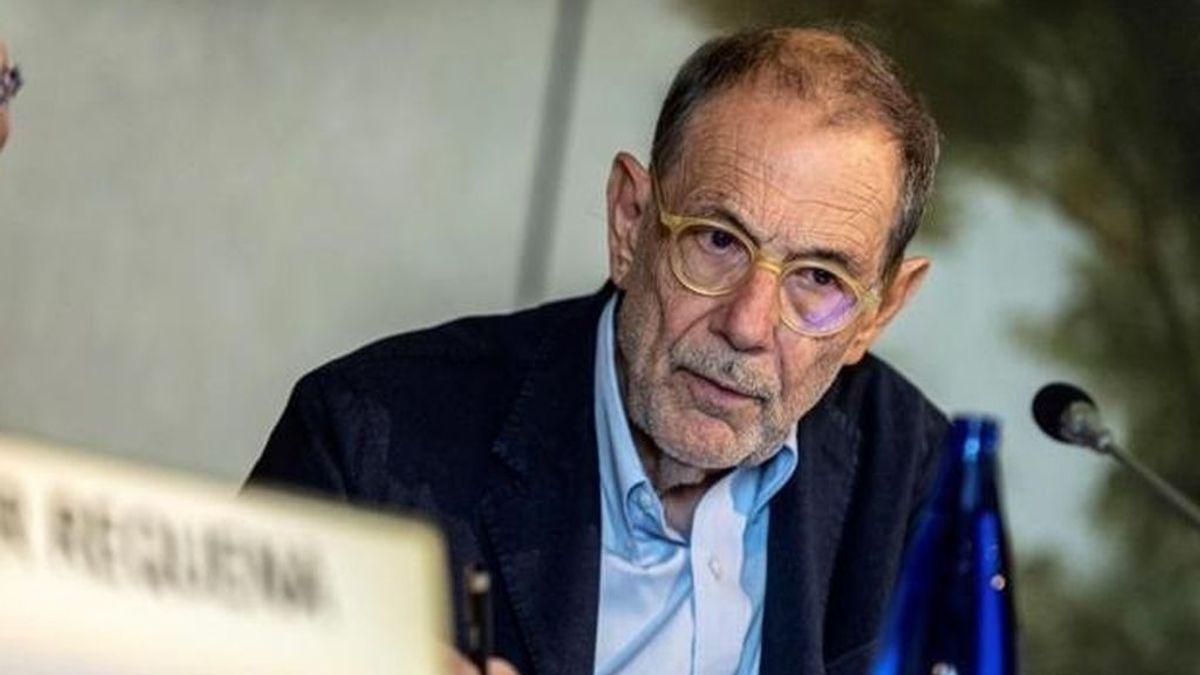 Javier Solana da positivo por coronavirus: ingresado en un hospital madrileño