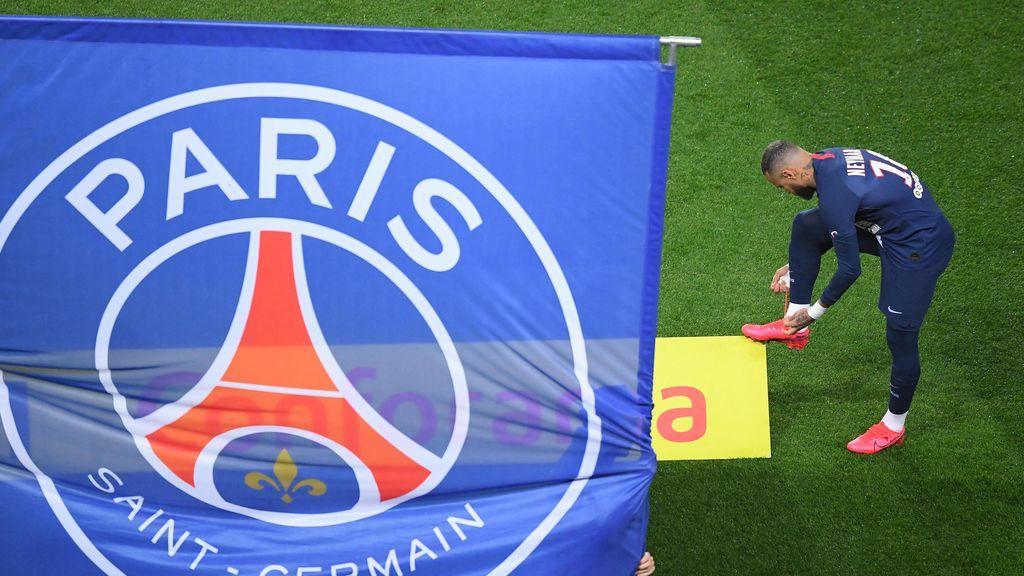 El PSG pone precio a Neymar tras asumir que abandonará París este verano