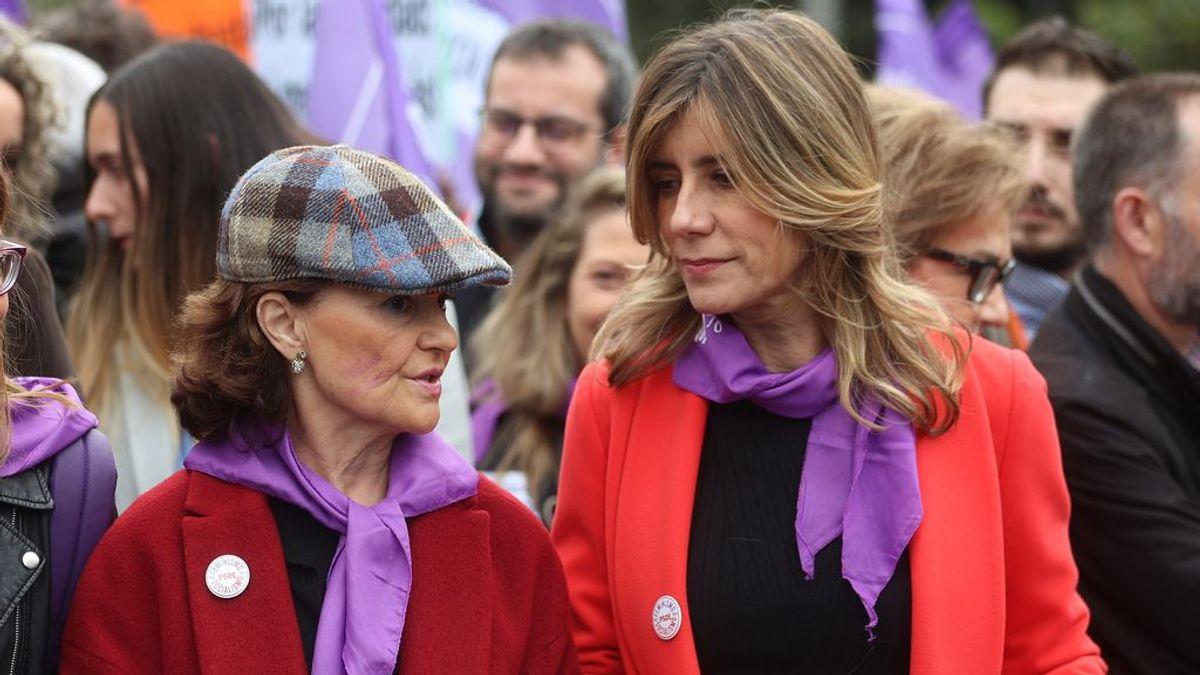 La mujer de Pedro Sánchez, Begoña Gómez, da postivo en coronavirus