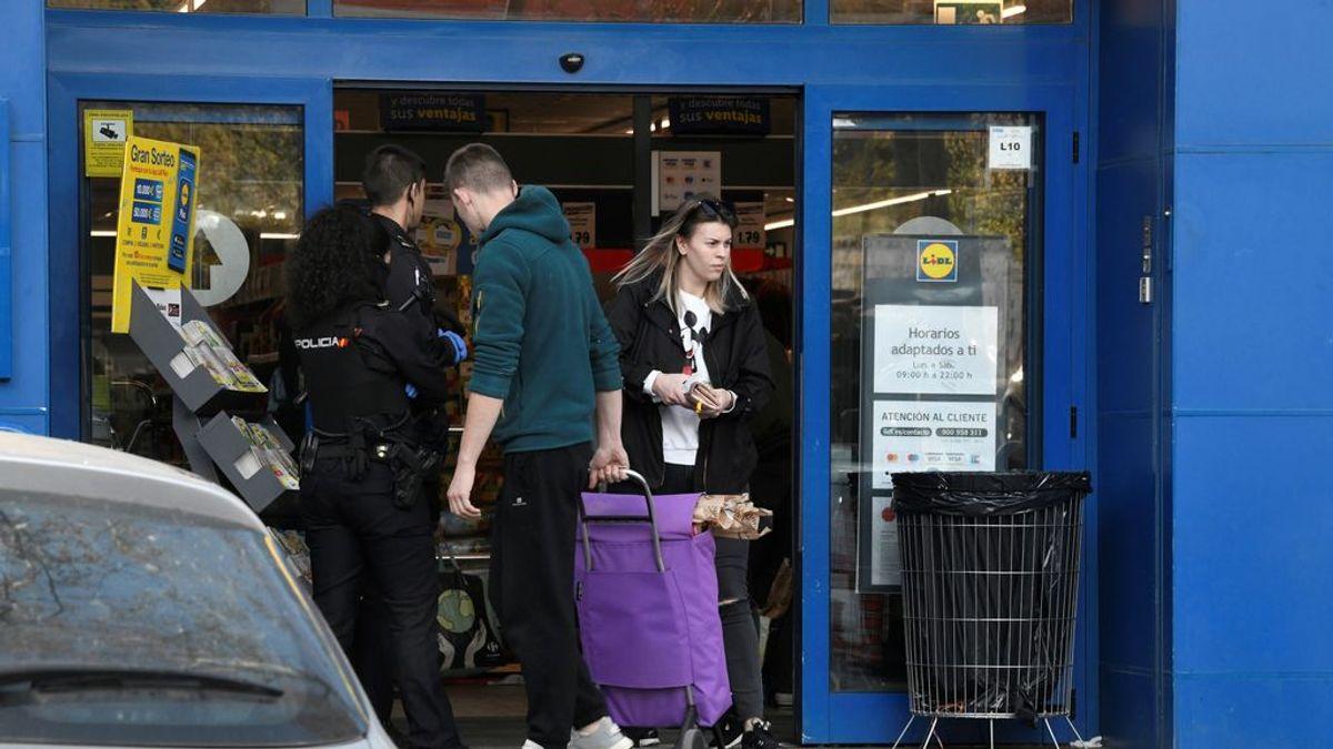 Madrid llama a la calma y a extremar la prevención ante aglomeraciones en supermercados