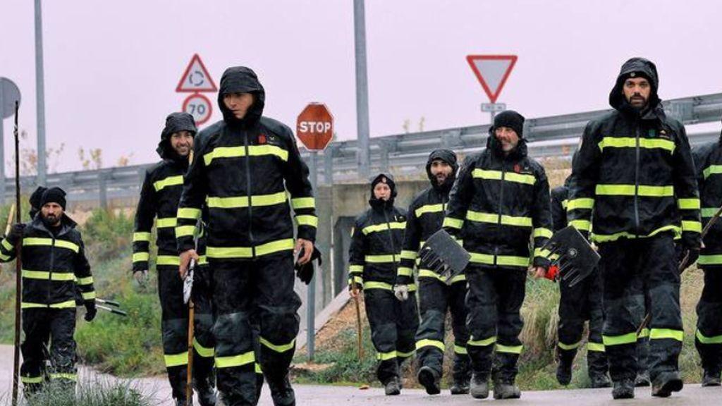 Los militares se despliegan en España para contener el virus