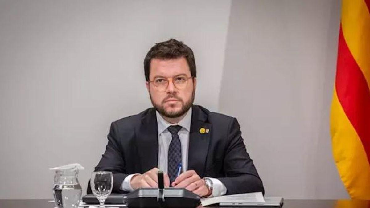 El vicepresidente de la Generalitat, Pere Aragonès, da positivo en coronavirus