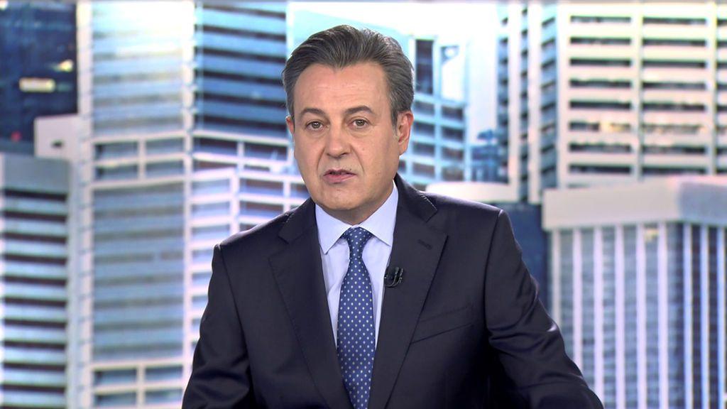 Informativos Telecinco 2020 Mediodía 15/03/2020 Con José Ribargorda