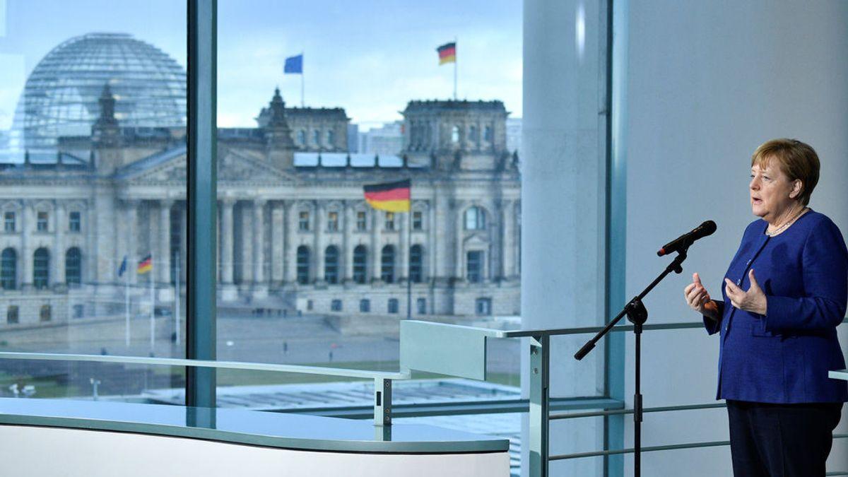 Alemania cierra sus fronteras con Francia, Austria y Suiza
