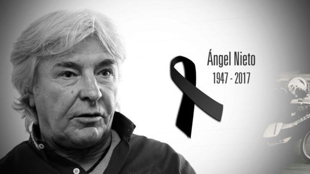 Tres documentales deportivos imprescindibles: 'Gracias Ángel Nieto', 'La memoria de Casillas' y 'Grande Luis Aragonés', gratis y a la carta en mitele